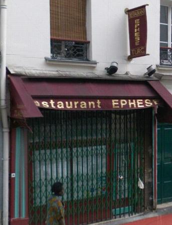 Restaurant Ephese