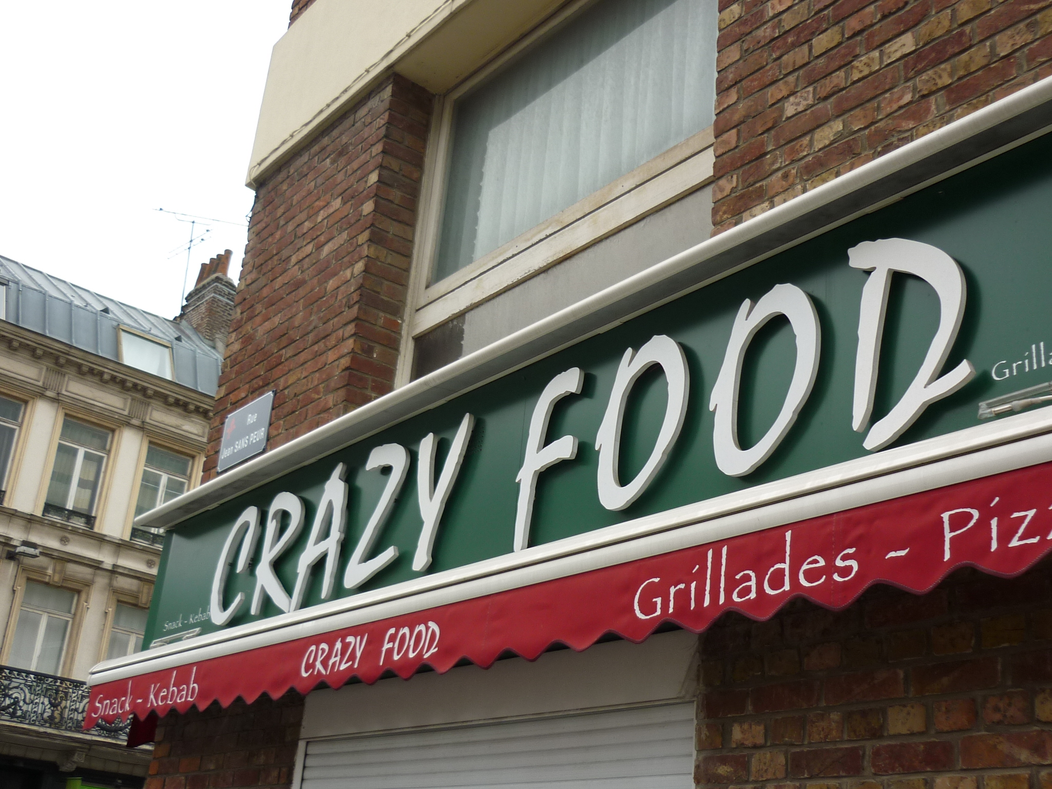 Crazy Food