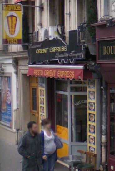 L'Orient Express - Paris 11
