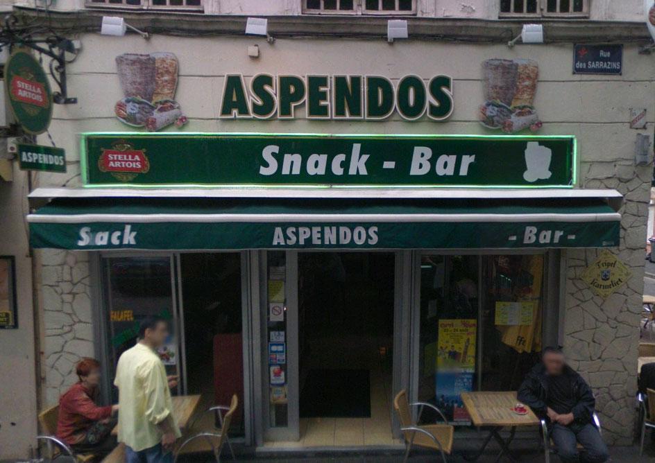 Aspendos à Lille