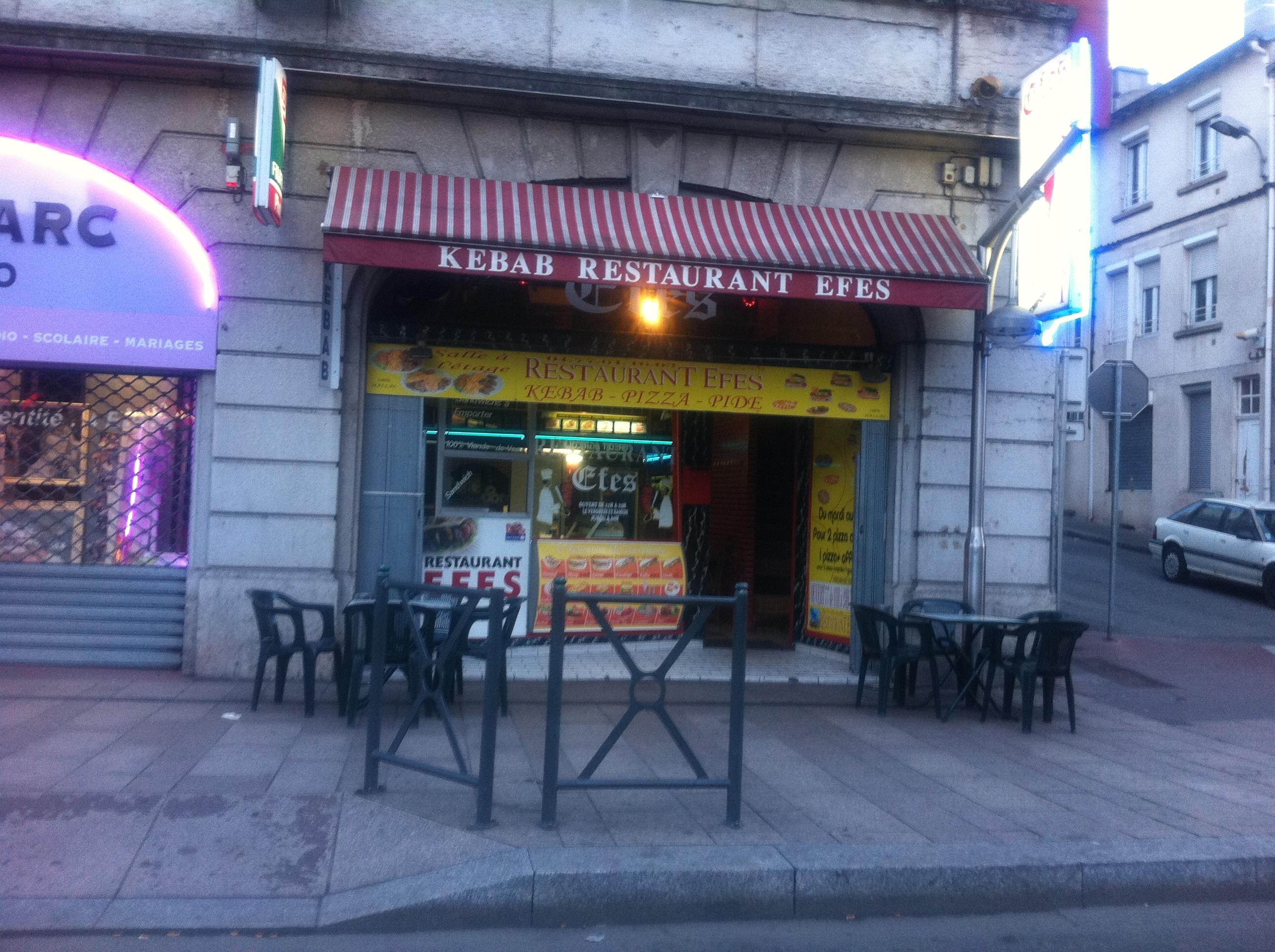 Kebab Restaurant Efes