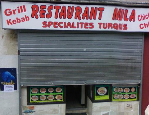 Restaurant Mula à Paris 11