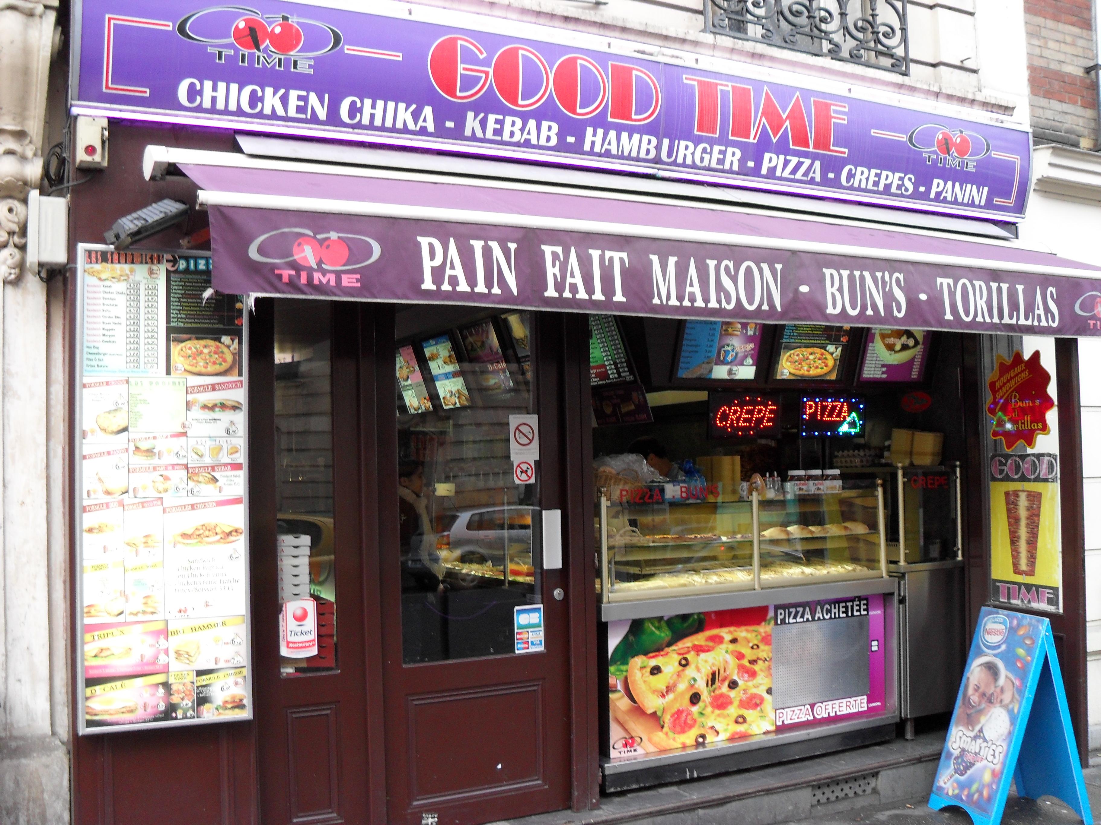 Good Time - Paris 13