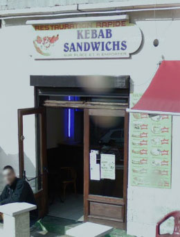 Kebab Sandwichs