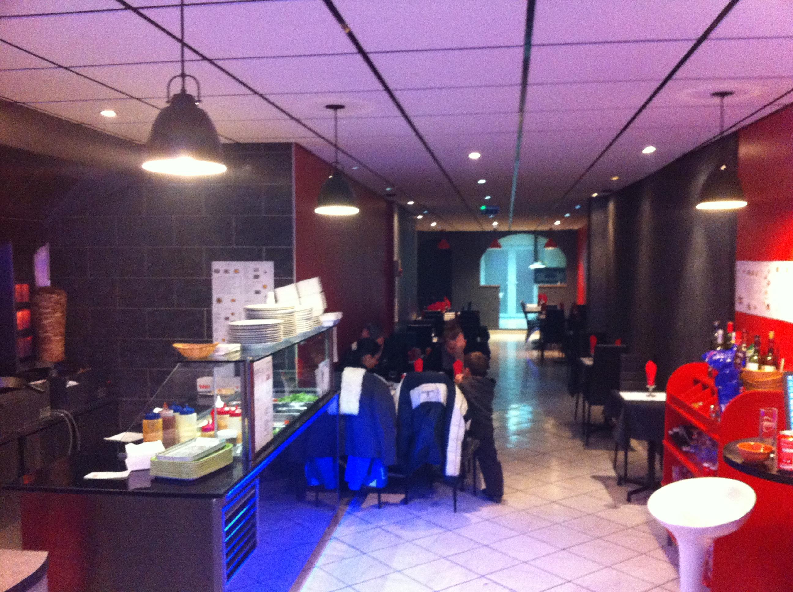 K&P Kebab Pizza Pates - Vouziers