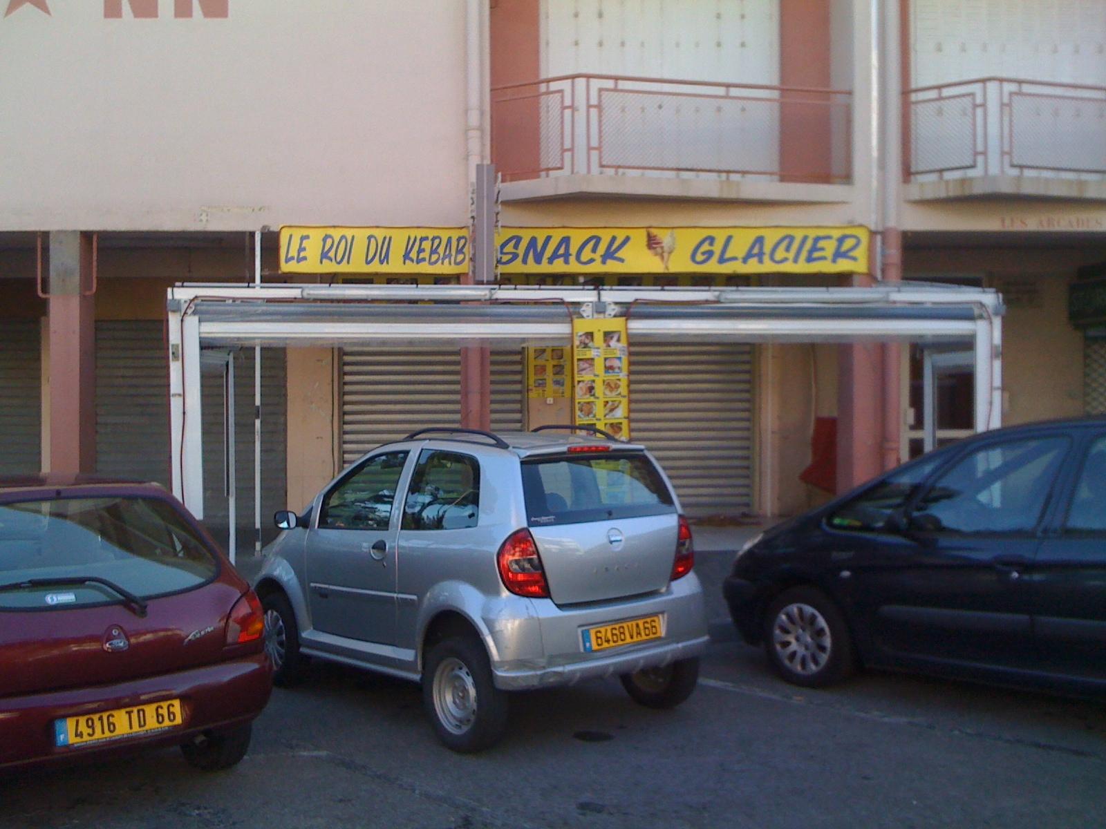 Le Roi du Kebab à Argelès-sur-Mer