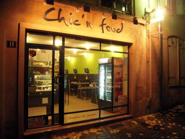 Chic'n food