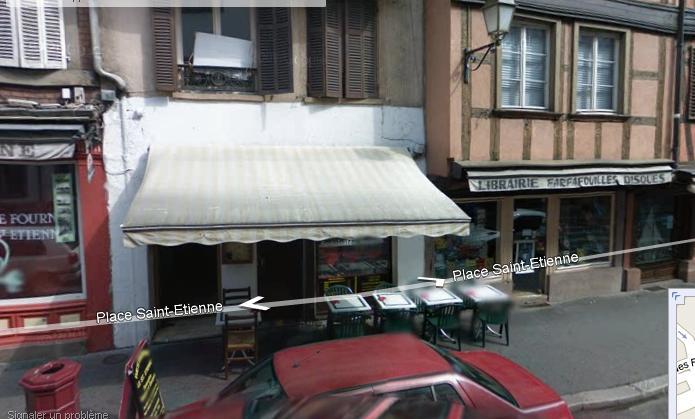 Le Saint Etienne