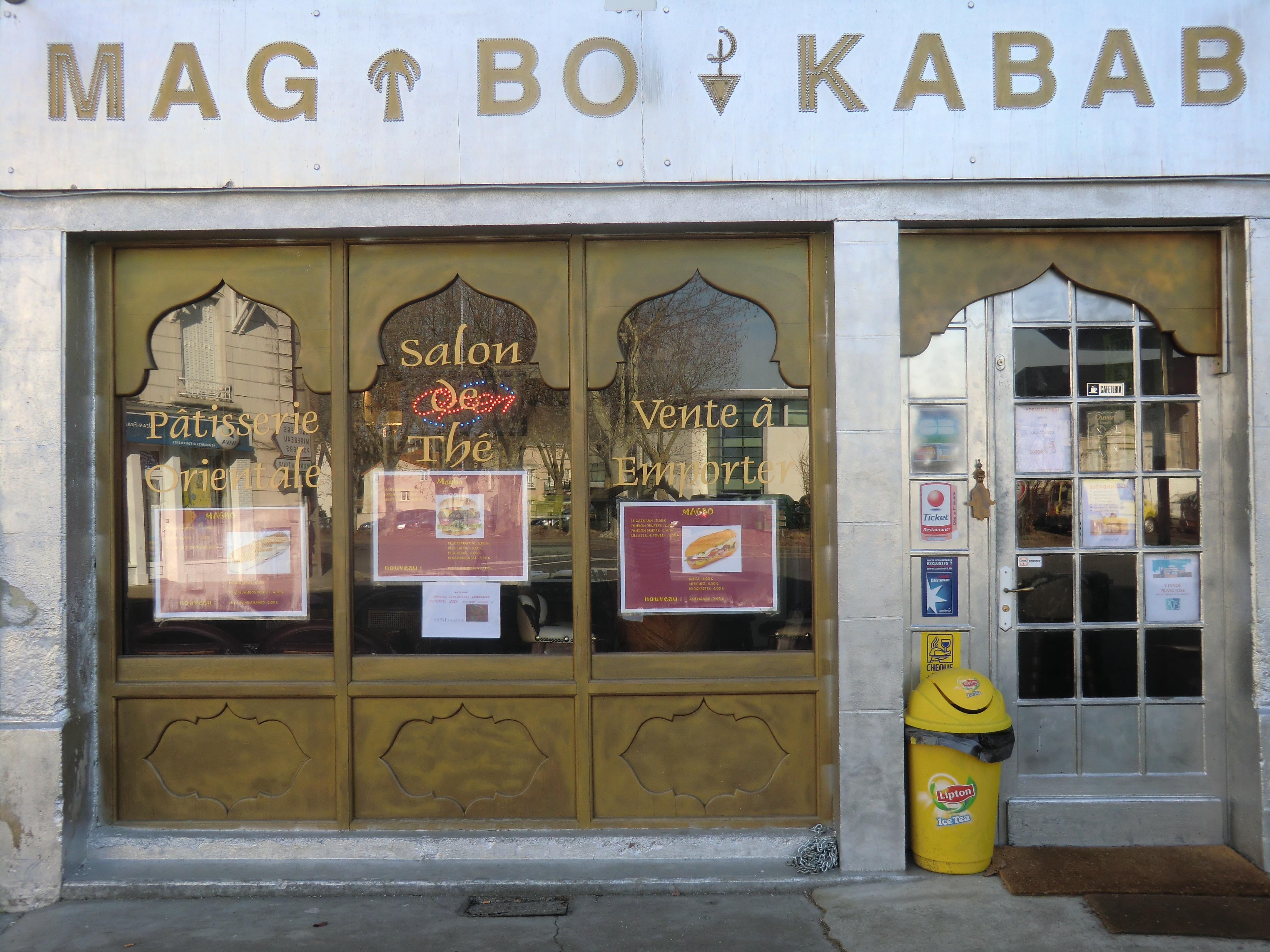 Mag Bo Kabab