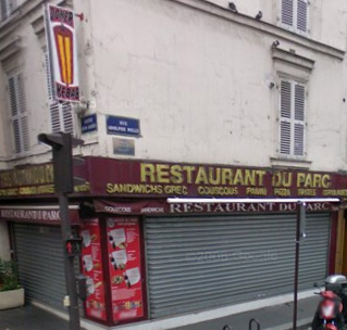 Restaurant Du Parc - Paris 19