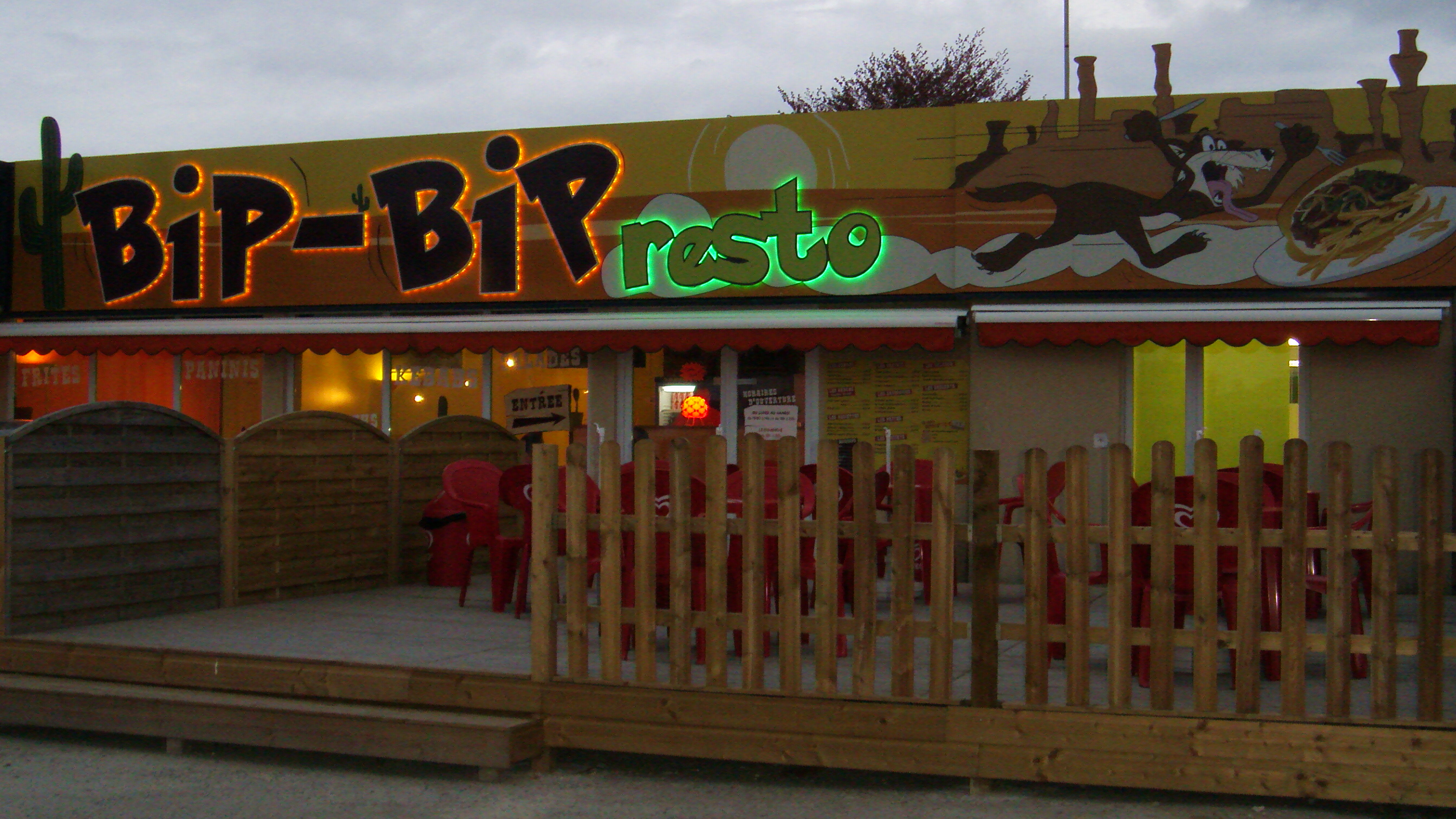 Bip Bip Resto