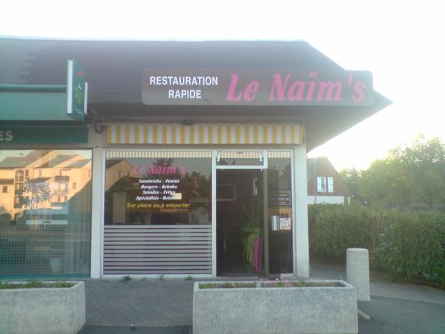 Le Naim's - Montlouis-sur-Loire