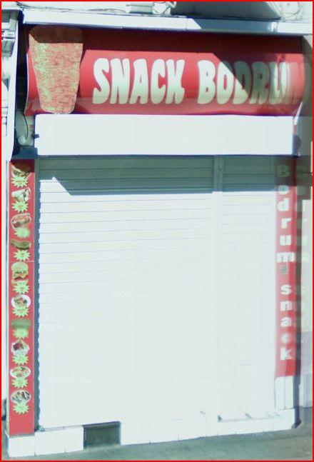 Snack Bodrum à Roubaix