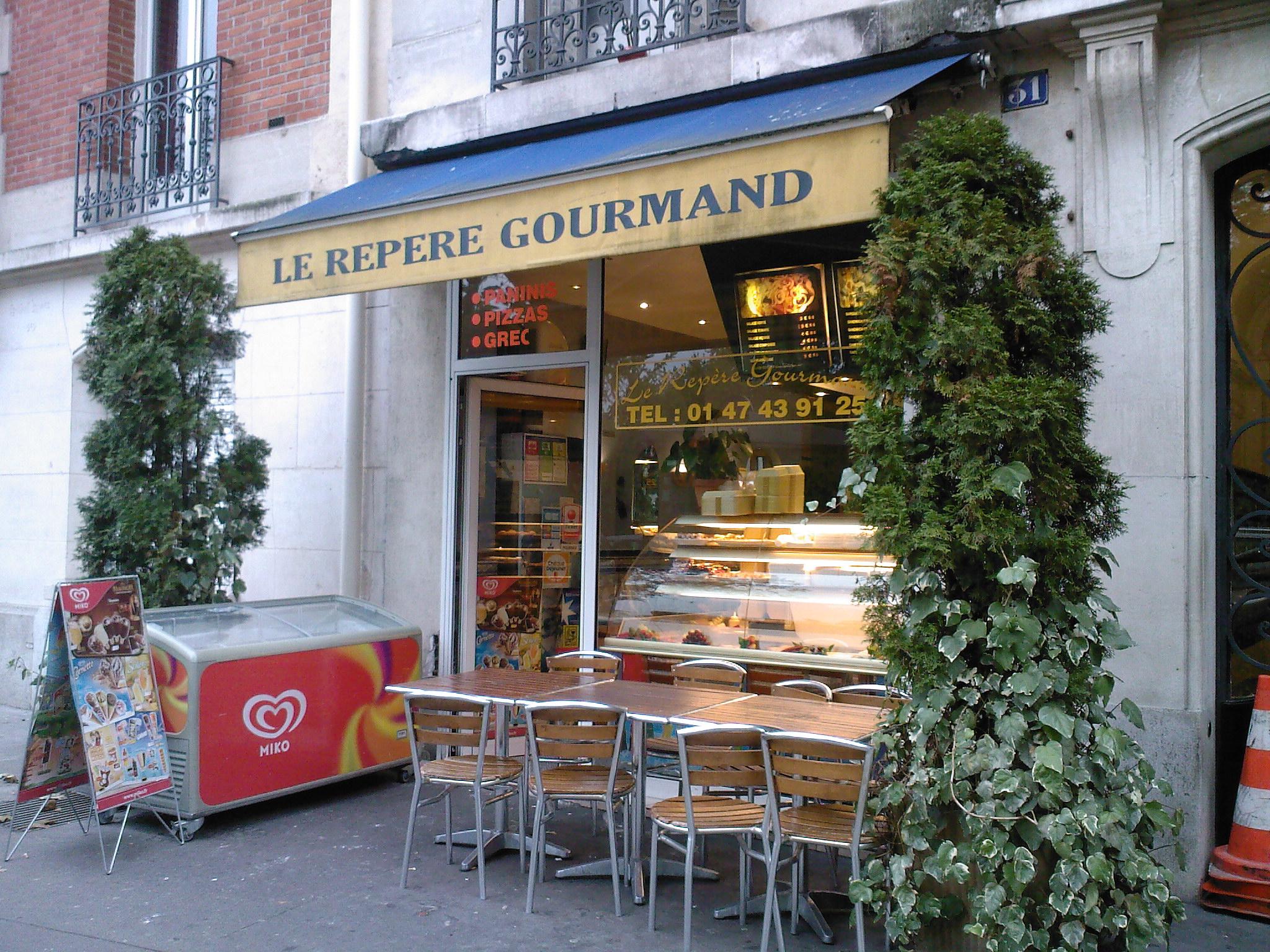 Repère Gourmand Paris 16