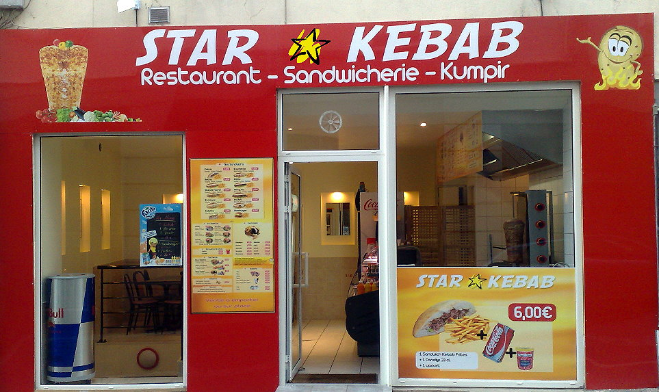 star kebab clermont ferrand avis tarifs horaires t l phone. Black Bedroom Furniture Sets. Home Design Ideas