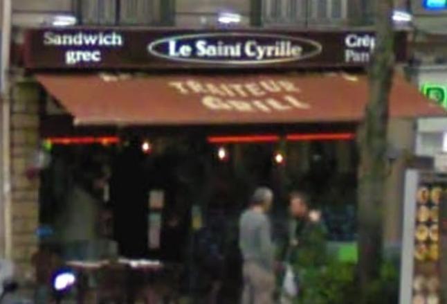 Le Saint Cyrille - Paris 15