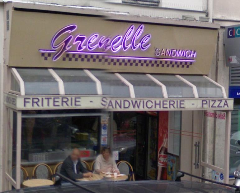 Grenelle Sandwich - Paris 15