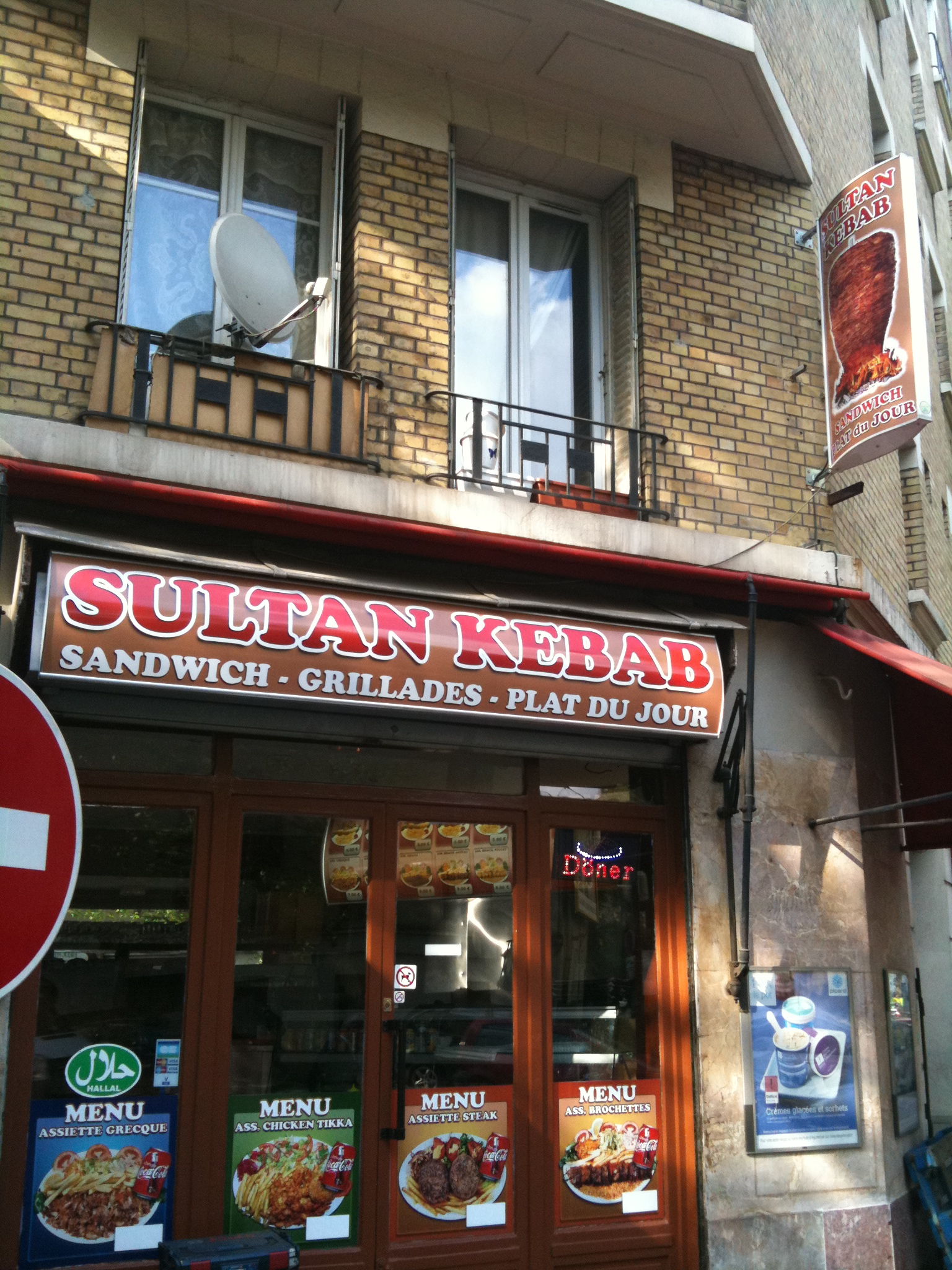 Sultan Kebab - Issy-les-Moulineaux