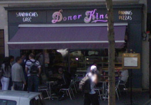 Doner King à Paris 17