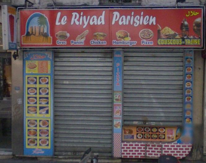Le Riyad Parisien