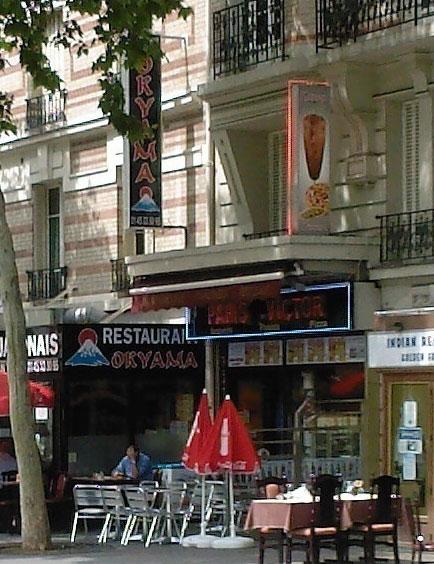 Paris Victor - Paris 15