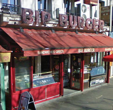 Bip Burger - Paris 18