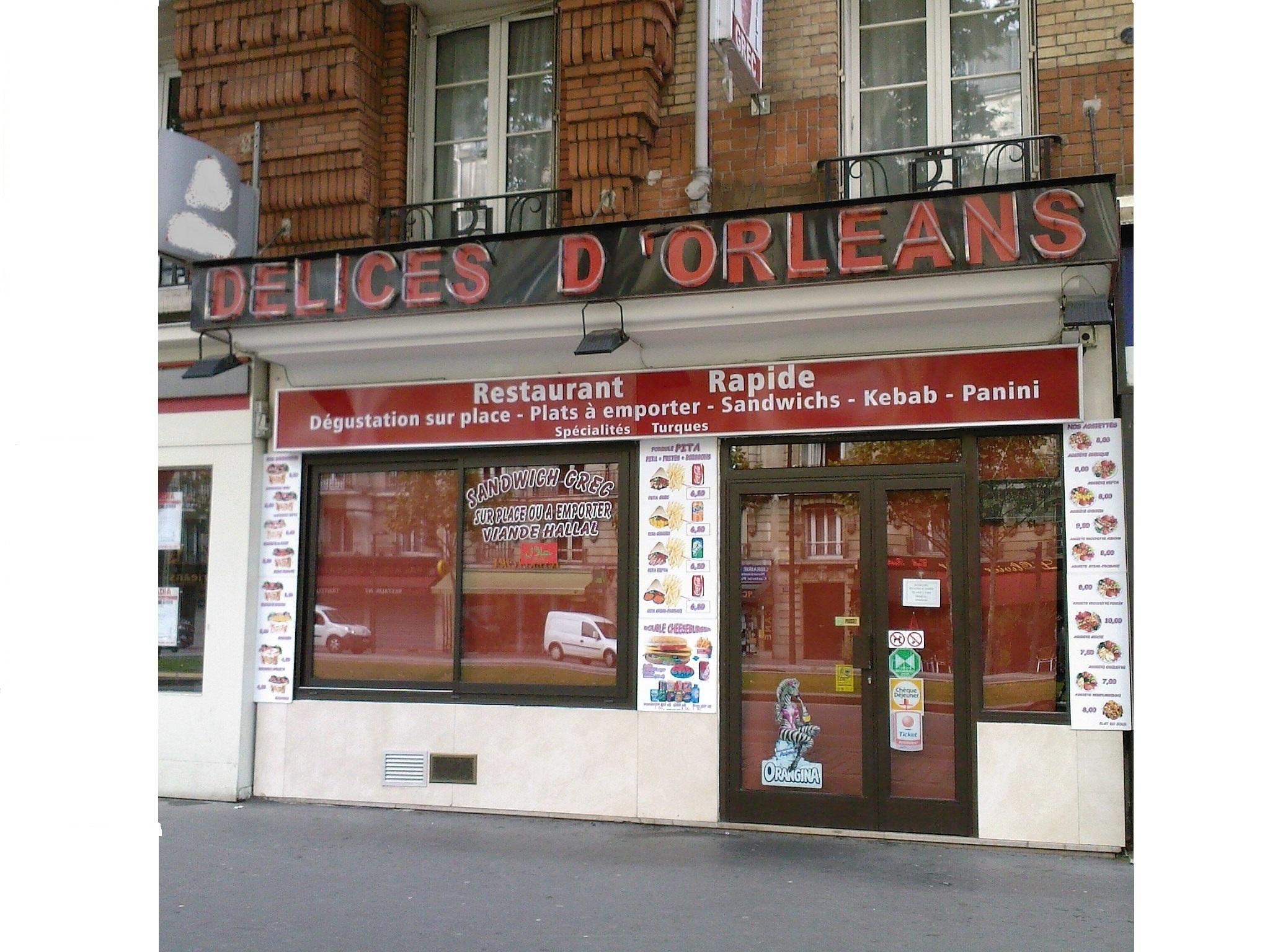 Délices d'Orléans - Paris 14