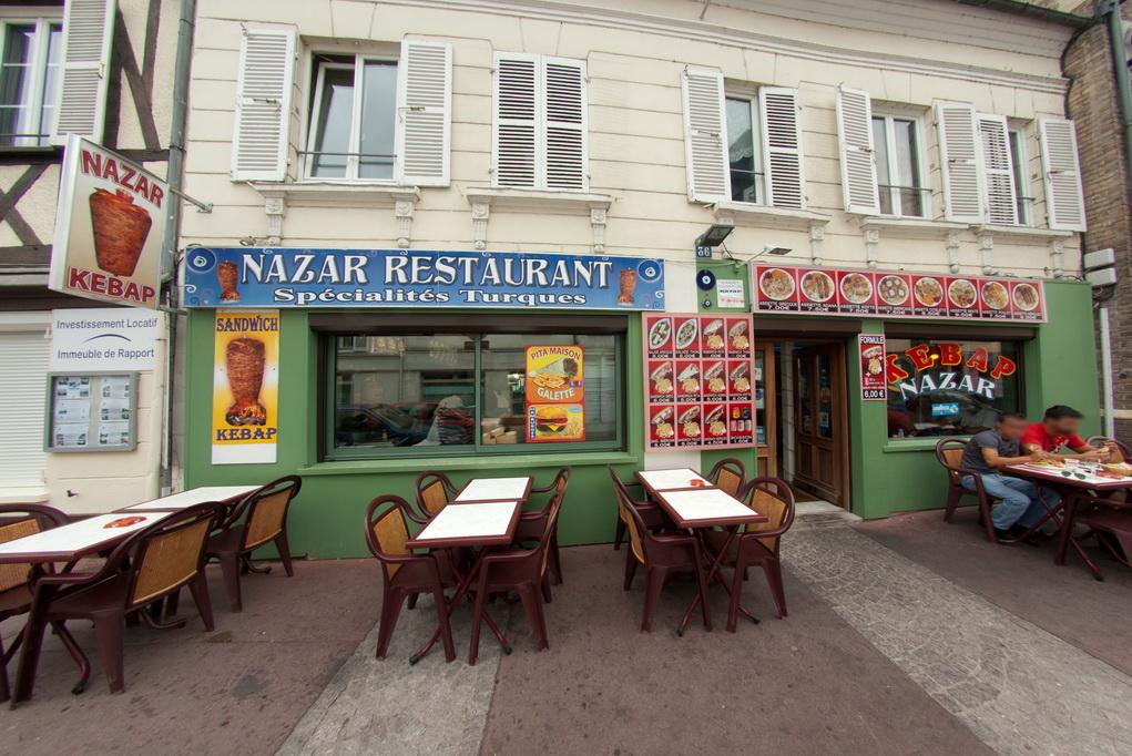 Nazar Kebab à Evreux