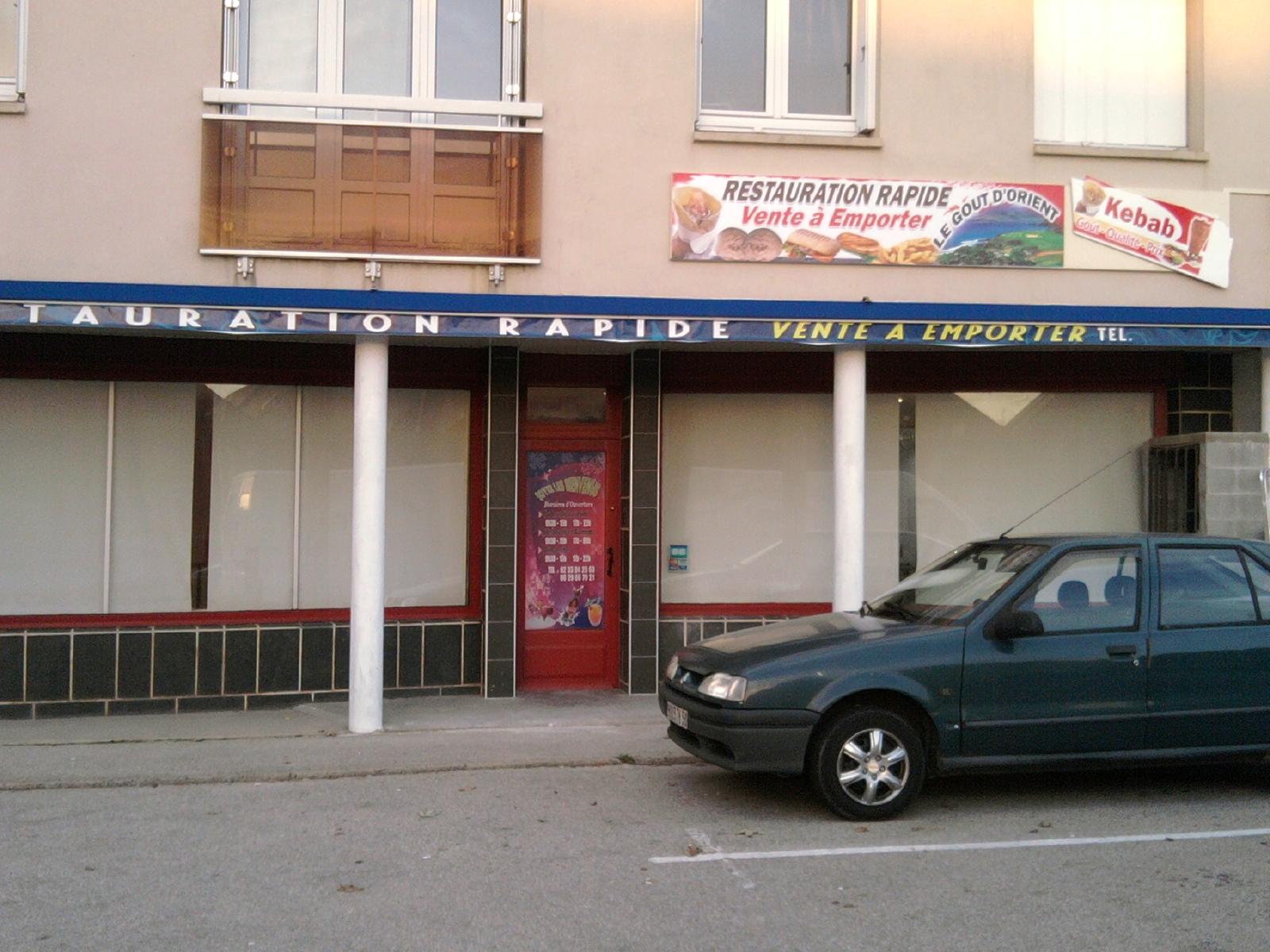 Le gout d'orient kebab