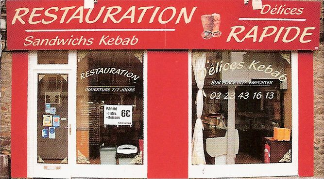 Délices Kebab