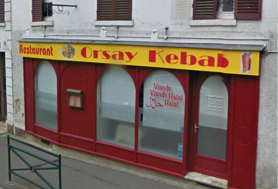 Orsay Kebab