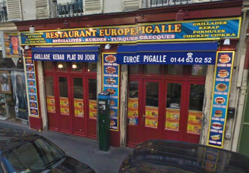 Europe Pigalle