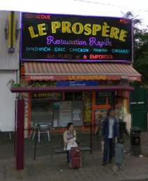 Le Prospère à Bagneux