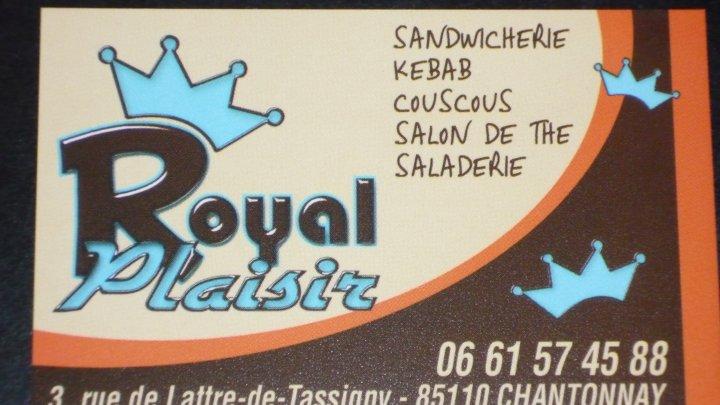 Royal Plaisir Kebab - Chantonnay