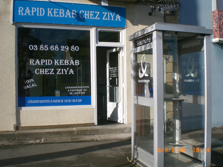 Rapid Kebab Chez Ziya Montceau-les-Mines