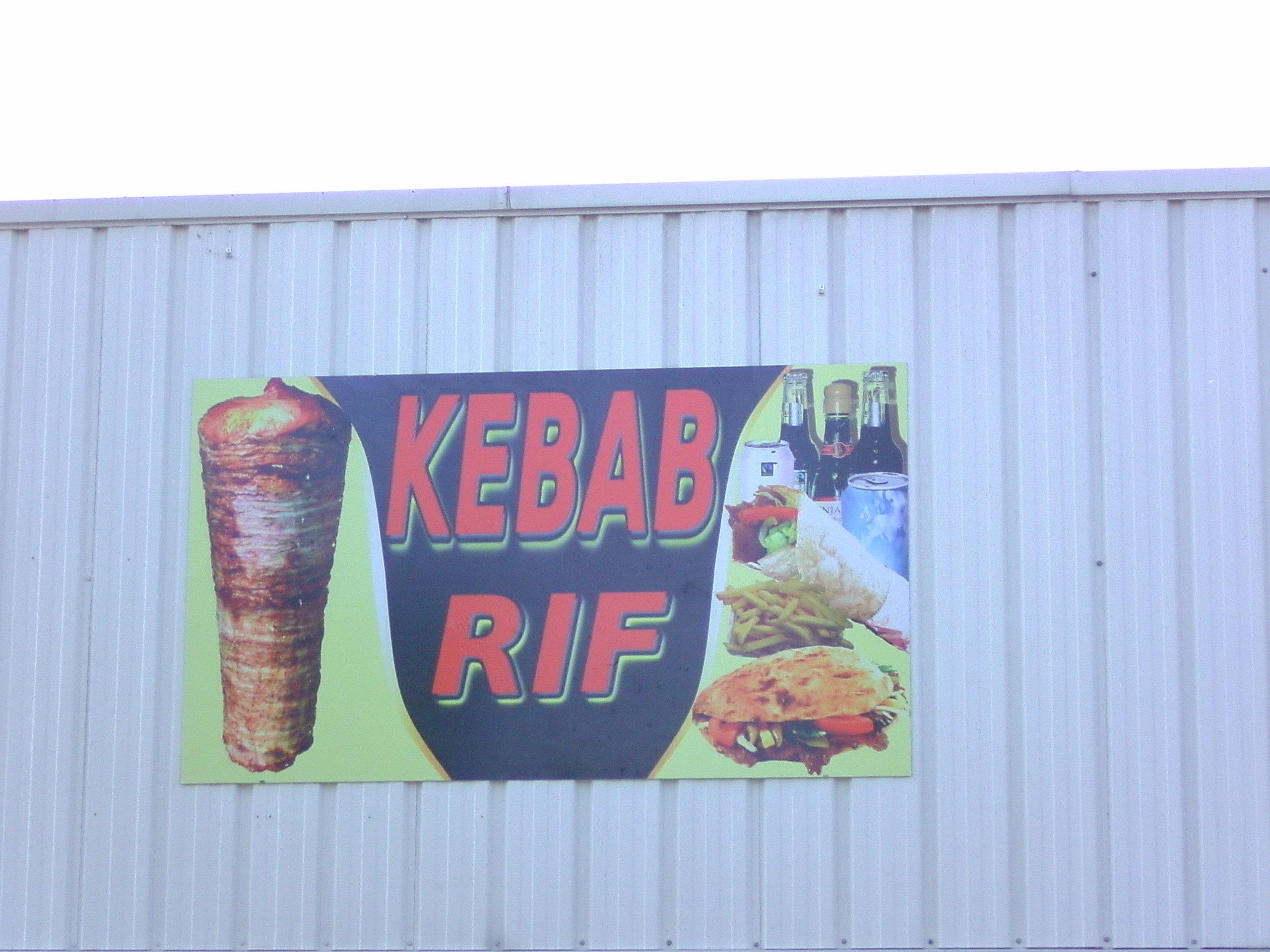 Kebab Rif