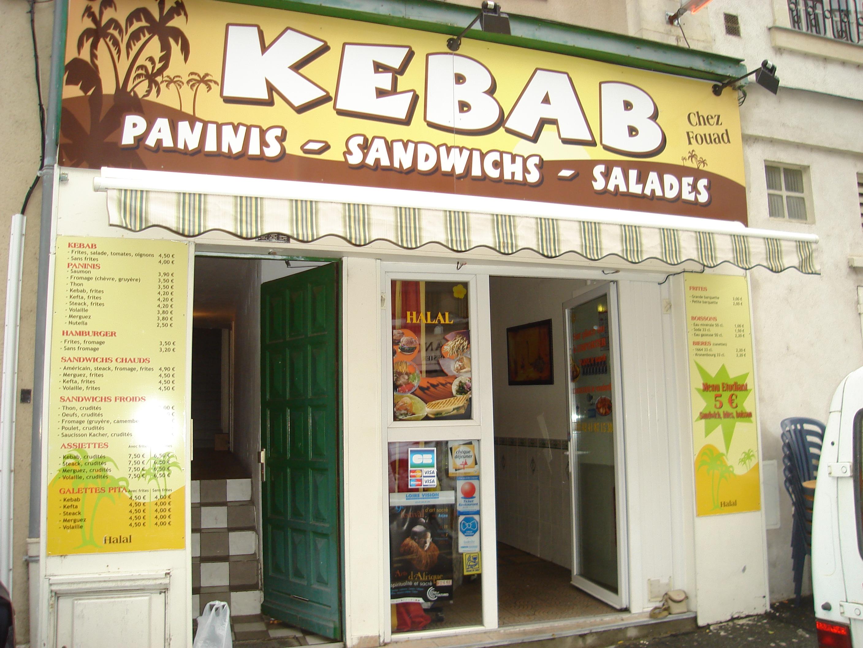 Kebab Chez Fouad