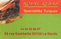 Royal Kebab La Garde à La Garde