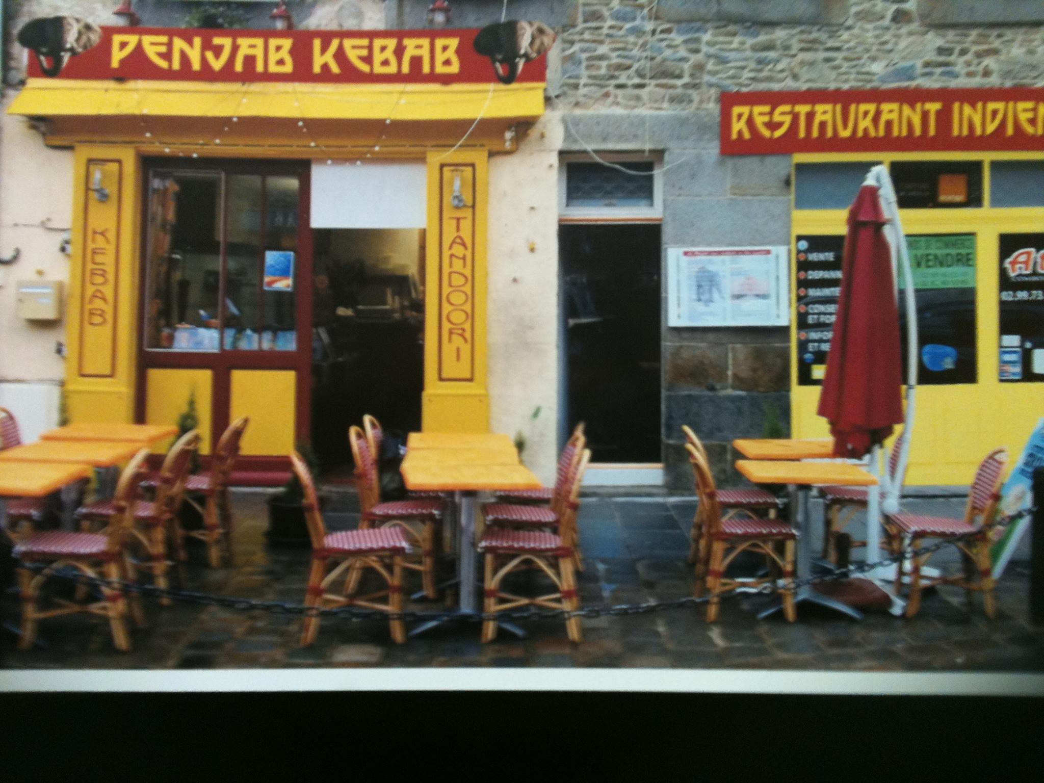 Penjab Kebab à Combourg