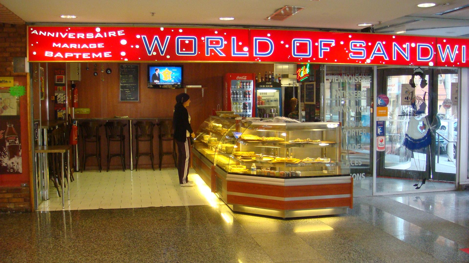 World of Sandwichs