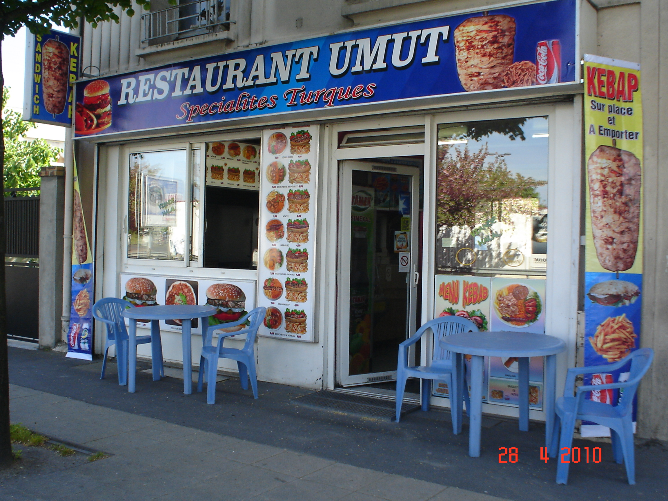 Restaurant La Medina Villeneuve Saint Georges