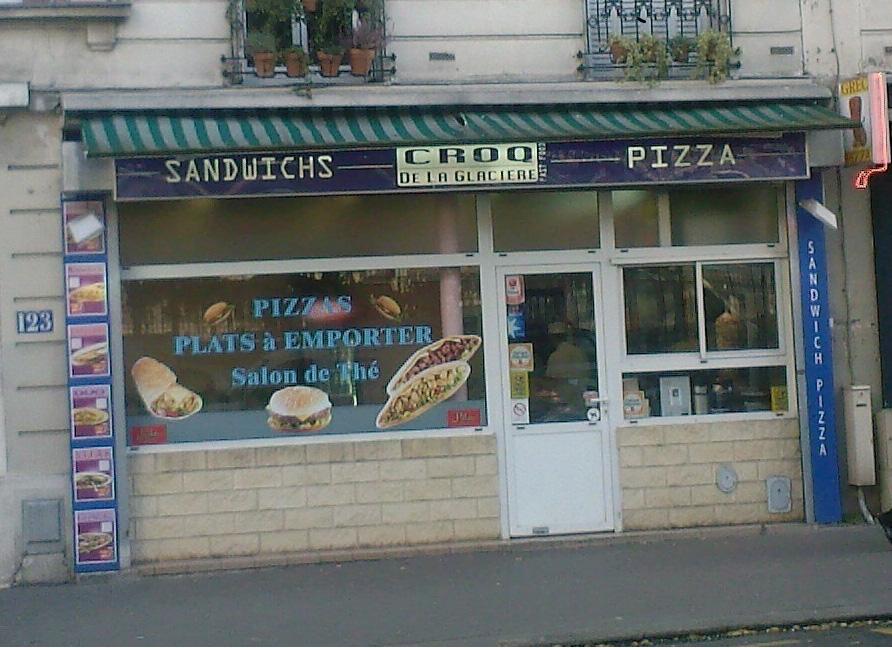 Croq de la Glacière - Paris 13