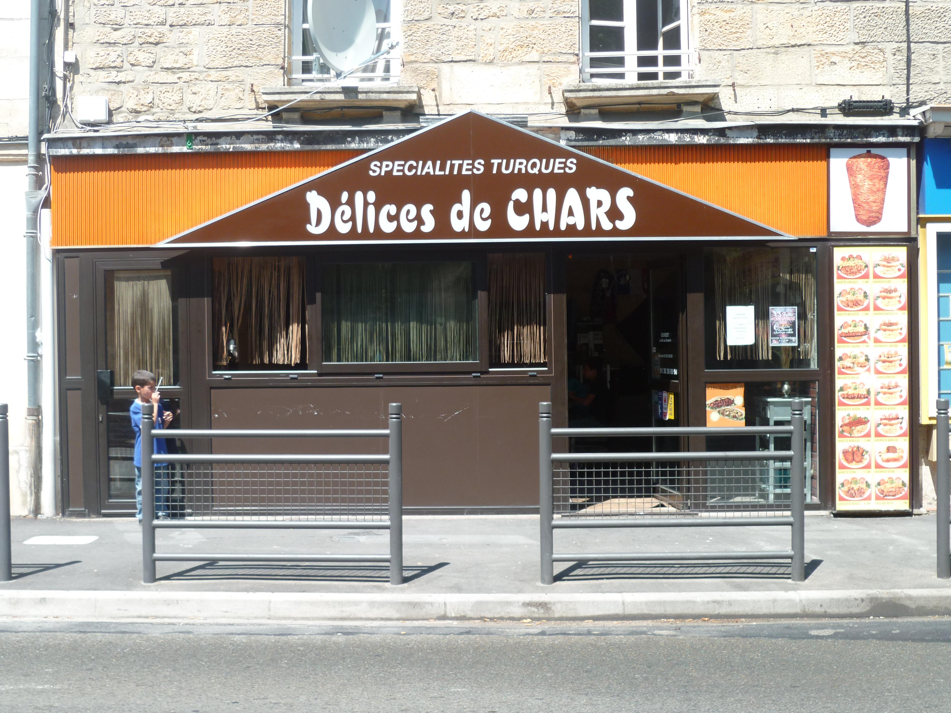 Délices de Chars