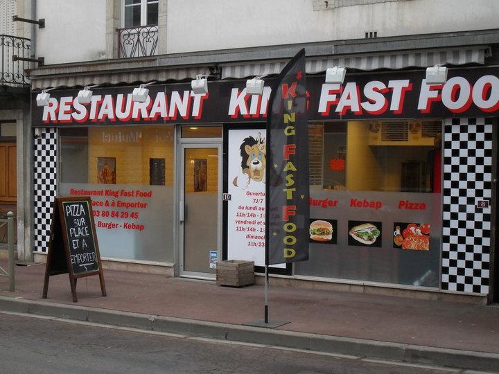 King Kebab à Chenôve
