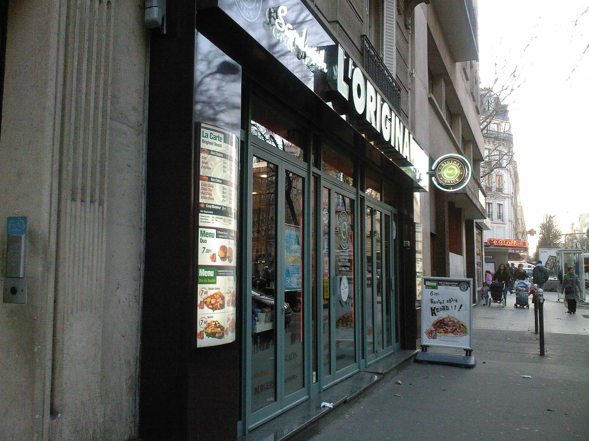L'original Paris 18