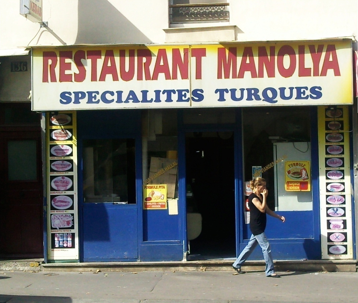 Le Manolya - Paris 13