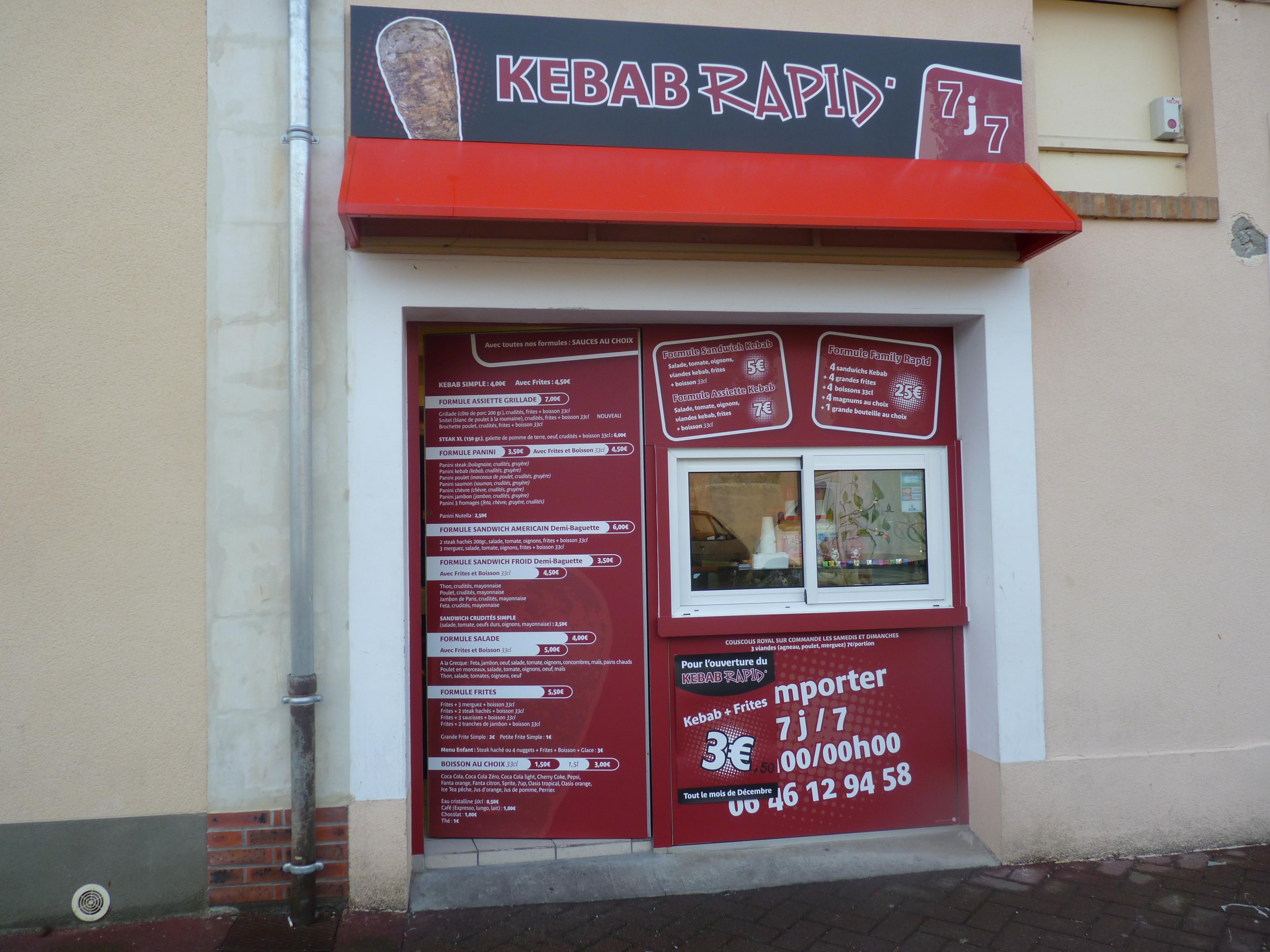 Kebab Rapid