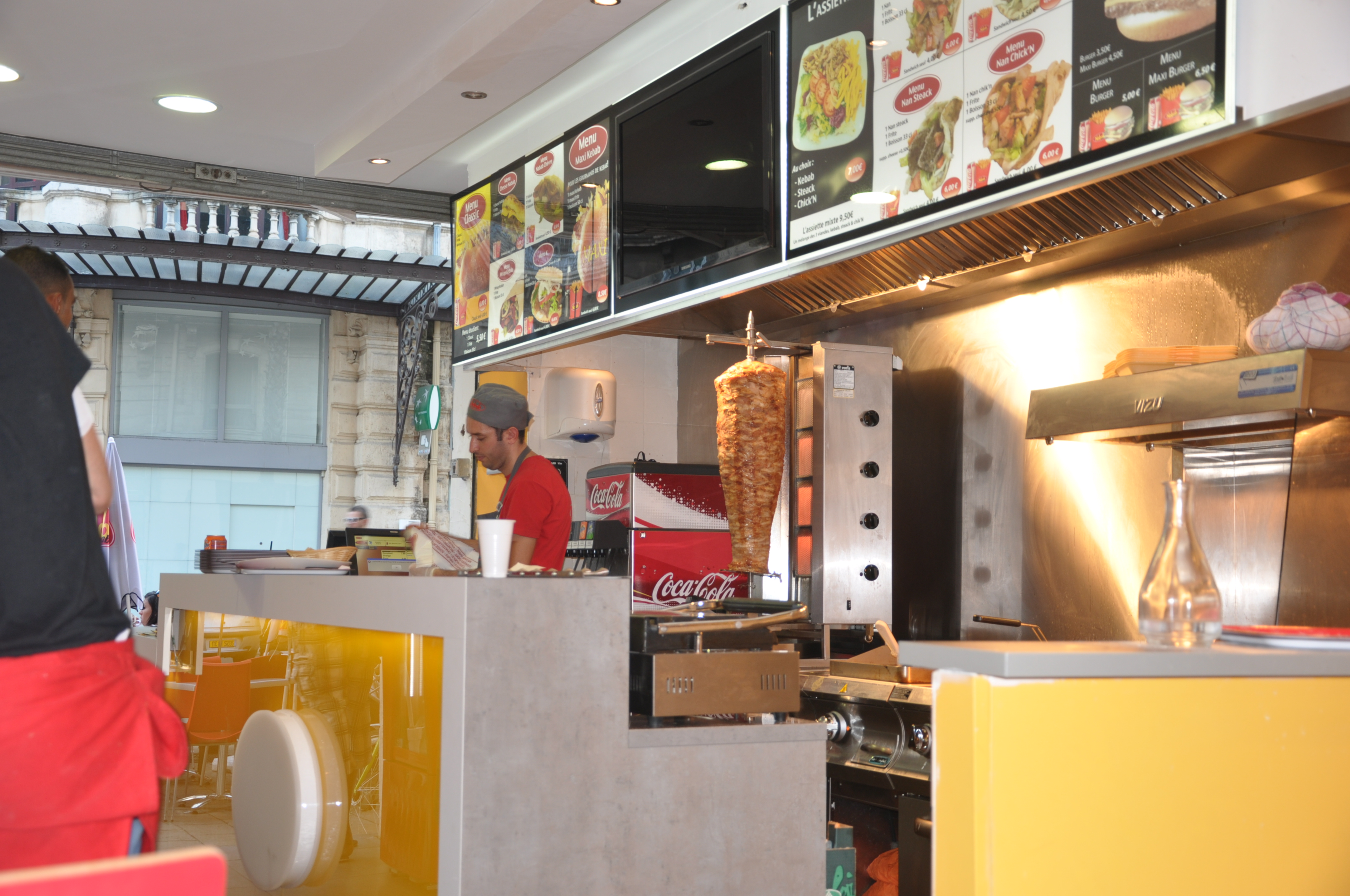 Nabab Kebab à Montpellier
