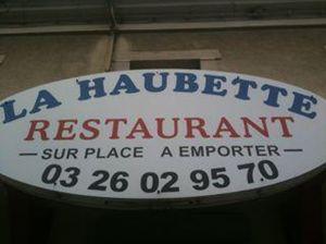 La Haubette à Reims