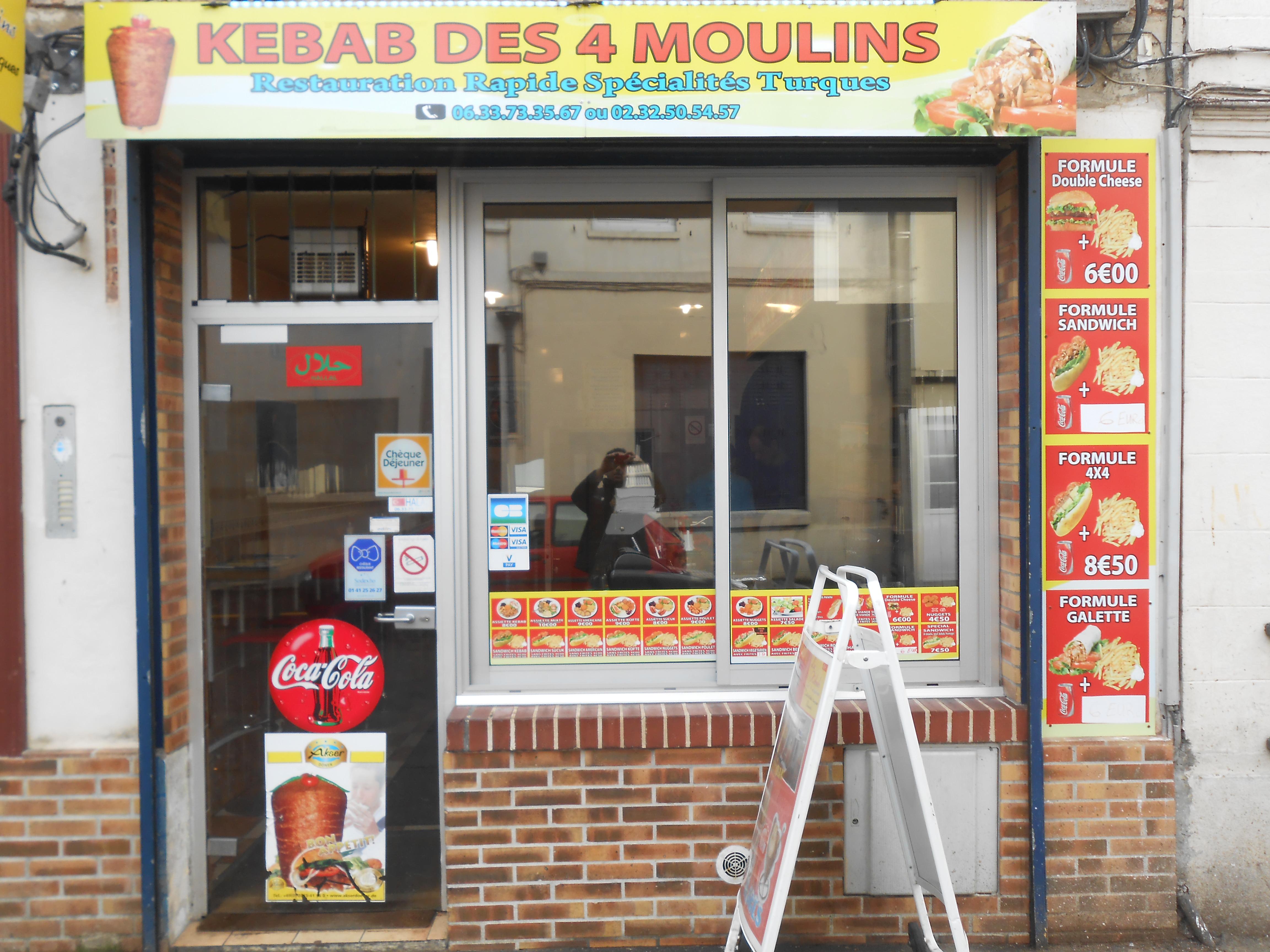 Le Kebab des 4 moulins